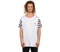 Fussball Sleeves DE T-Shirt white