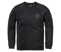 Dion Menace Crew Sweater schwarz