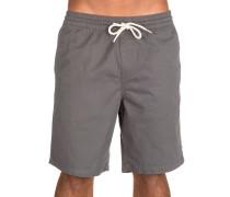 Range Shorts grau