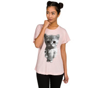 So What Dolman T-Shirt pink