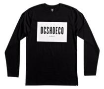 Squareside T-Shirt LS black