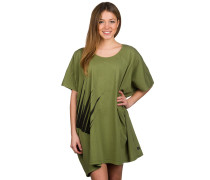 Bristle Kleid grün