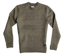 The Strickpullover grau