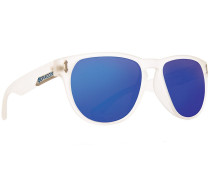 Marquis Matte Clear Sonnenbrille weiß
