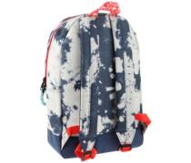 Study Backpack blue tide