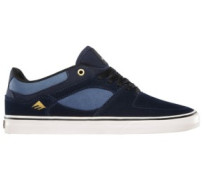 The Hsu Low Vulc Skate Shoes blue
