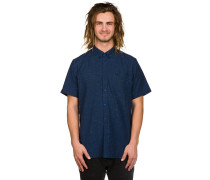 Matthews Hemd blau
