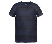 Moonshine T-Shirt blau