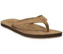 All Day Leather Sandalen gelb