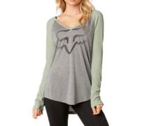 Certain T-Shirt LS heather gray