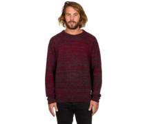 Devon Knit Pullover red