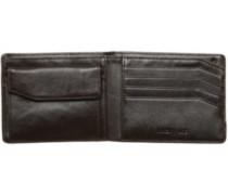 Arc Bi-Fold Wallet brown