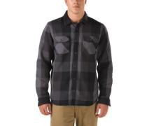 Hixon III Shirt LS charcoal