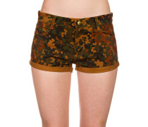 Hard Road Shorts camo