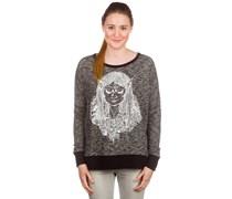Revolution Crew Sweater schwarz