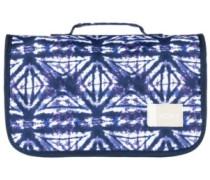 Waveform Vanity Bag dress blues geometric fee