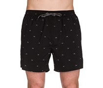 Flag X Swim Boardshorts schwarz