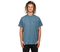 Central Hemd blau