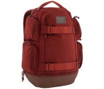 Distortion Backpack fired brick twill