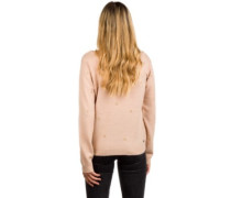 Nungo Knit Cardigan rose dust