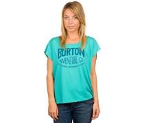 All Things T-Shirt blau