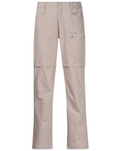 Imingen Zipoff Outdoor Pants greyish beige