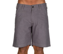 Kingfield Shorts true black heather