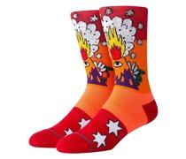 Cavolo Volcano Socks