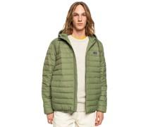 Scaly Hood Jacket