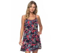 Windy Fly Away Printed Dress rouge red mahna mahna