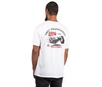 Be A Maker T-Shirt weiß