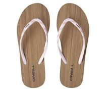 Ditsy Cork Sandals