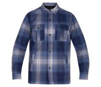 Crawford Hemd blau
