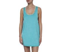 Lycra Double Kleid blau