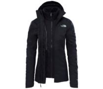Tanken Tri Outdoor Jacket tnf black
