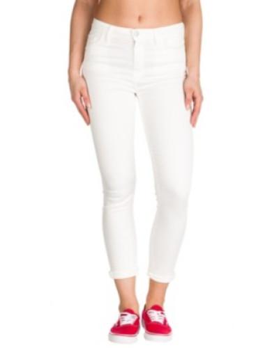 Ashley Ankle Pants white