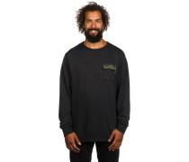 Floki Crew Sweater schwarz