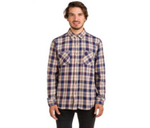 Hoffman Flannel Shirt LS grey