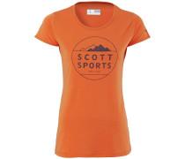 10 Dri T-Shirt orange