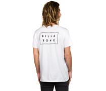 Die Cut T-Shirt white