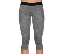 Dri-Fit Crop Leggings grau