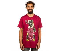 Heart Sinker T-Shirt rot
