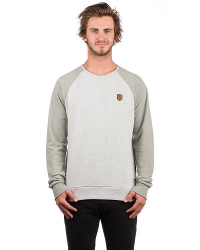 The Jordan Rules Sweater stone grey gun smoke grey