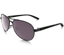 Feedback Polished Black Sonnenbrille schwarz