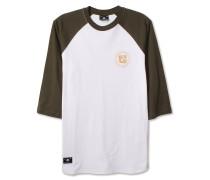 Clothing And Equipment 3/4 T-Shirt grün