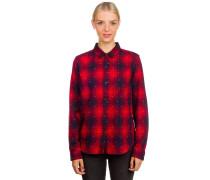 Redwood Button Down Hemd rot