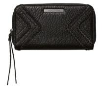 City Girl Zip Wallet black