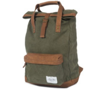 Fresno Backpack dusty green