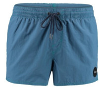 Solid Boardshorts deep water blue