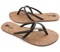 All Night Long Sandals Women black